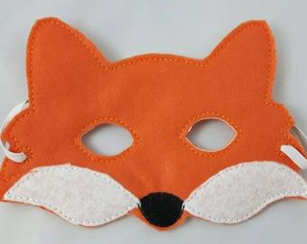Woodland Mask, Fox Mask