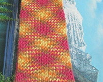 026CF Hand weave scarf