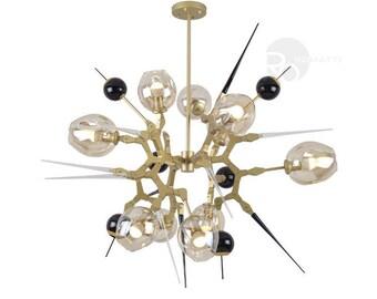 Hanging lamp Kisdon