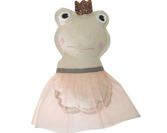 Frog Sewing Project Kit