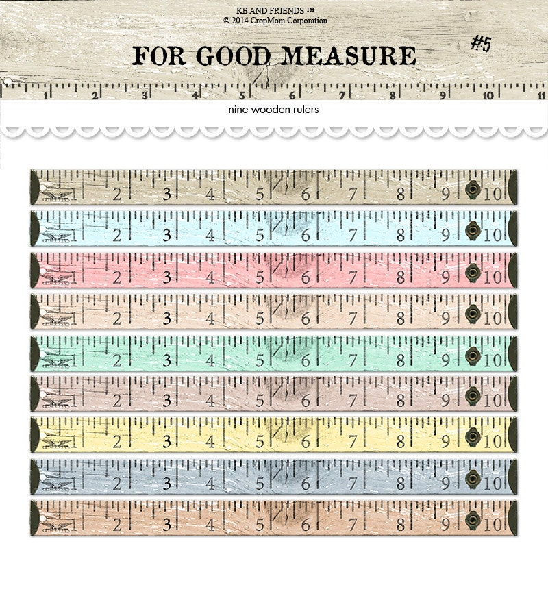 It is a picture of Canny Printable Measuring Tape