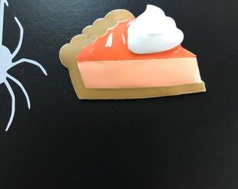 Pumpkin Pie Needle Minder