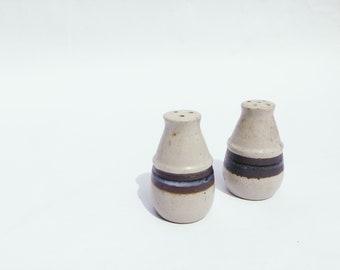 Vintage ceramic salt and pepper shakers   vintage salt and pepper shakers   vintage pottery   vintage ceramics   ABLE SHOPPE