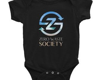 Infant Onesie Bodysuit - Zero Waste Society