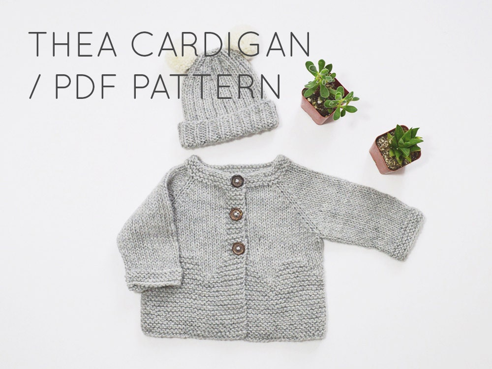 Excepcional Free Modern Knitting Patterns For Babies Festooning ...