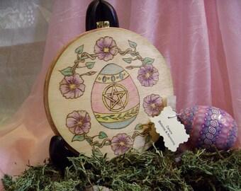 Made to Order Ostara Spring Equinox Altar Tile/