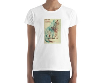 Time Spent With Cats... Women's short sleeve t-shirt