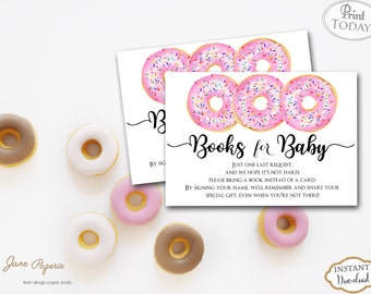 Baby Shower Quotes In Spanish ~ Book instead of card etsy