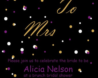Bridal Shower - Invite