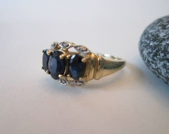 edwardian ring etsy