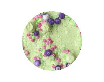 Sweet Sugared Spring Peas - 4, 6 and 8 oz Scented Slime!