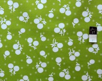 Jennifer Paganelli PWJP059 Girls World Vibe Anastasia Grass Cotton Fabric 1 Yard