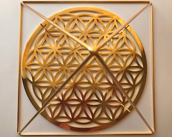 The Flower of Life - Altar size Tool