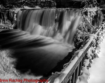 The Falls in ice