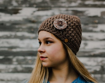 Gifts For Women - Women's Crochet Hat