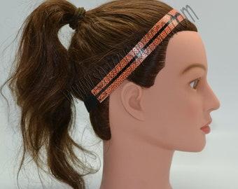 Leather Basketball Headband