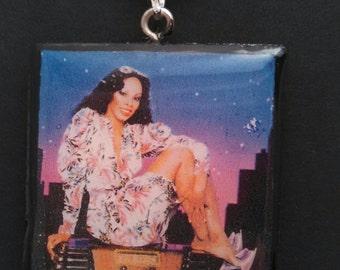 Donna Summer On the Radio Pendant