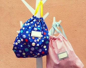 Nursery bag and color
