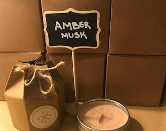 Amber Musk 120ml