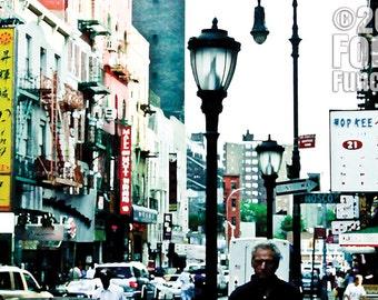 photography, street photography, digital, New York, NY, city, street, lifestyle, high contrast, dark ink, Chinatown