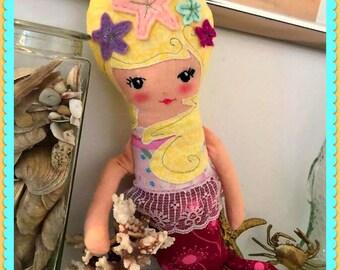 Little Mermaid Dolly