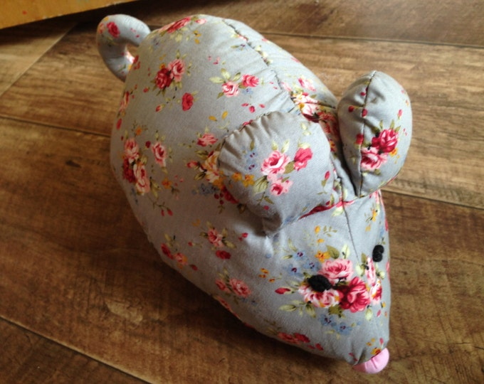 Door Stop - Handmade Door Stopper- Mouse