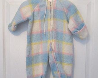 Baby/Infant Snowsuit