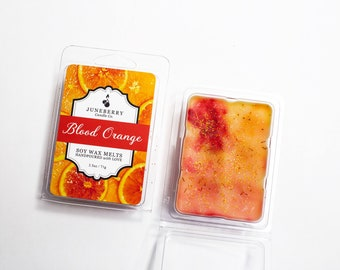 Blood Orange Soy Wax Melts