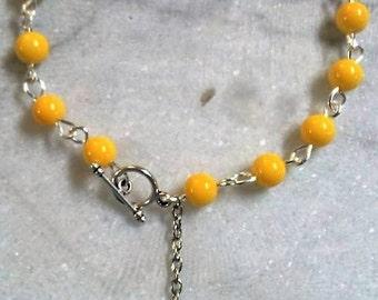 Cancer Survivor Bracelet-Custom fit