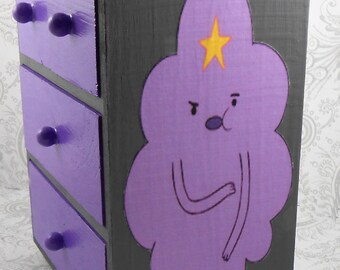 Lumpy Space Princess Stash Jewelry Box
