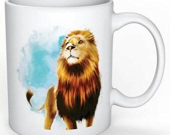 Aslan ~Narnia~ mug