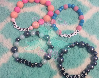 Little Space Kandi Bracelet
