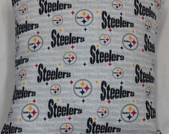 Pittsburgh Steelers 16 X 16 pillow cover