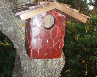Nest Box Bird house, small bird Hotel