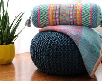 UK Terms - Vivo Tapestry Crochet Cushion Pattern