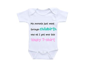 Funny Baby Bodysuit or Gerber Onesie® Coming Home Outfit Newborn Outfit Baby Hospital Outfit Newborn Props Baby Onesies® Funny Onsie