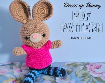 Amigurumi Pattern Little Bunny