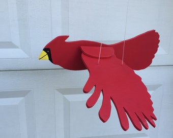 Red Cardinal Mobile