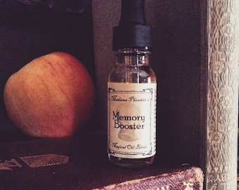 Memory Booster Student Success Oil