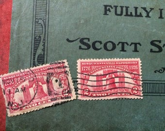 1926 Collectible US Stamp Sesquicentennial Exposition Issue
