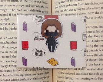 Magnetic Bookmarks • The Soldier