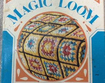 Magic Loom Granny Square Maker