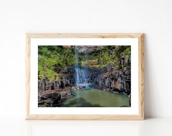 Purling Brook Falls Print