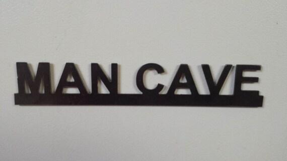 Man Cave Metal Art : Metal cut custom personalized man cave garage classic car