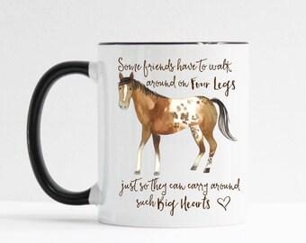 Horse Mug / Horse Gift / Horse Lover Mug / Horse Lover Gift / Horse Coffee Mug / Pony Mug / Pony Gift / 11 or 15 oz