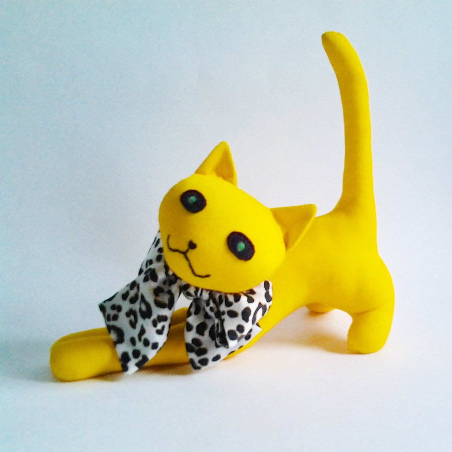 Toy cat pattern cuddly toy pattern and tutorial pdf diy zoom jeuxipadfo Images
