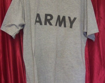Vintage T shirt ARMY