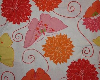 Valori Wells  Della Flannel  Tango in Blossom  1 yard