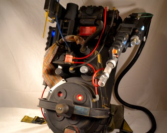 Ghostbusters Proton Pack With Lights and Loud Sound!