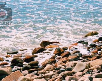 """8"""" x 10"""" Ocean Shore Photograph"""